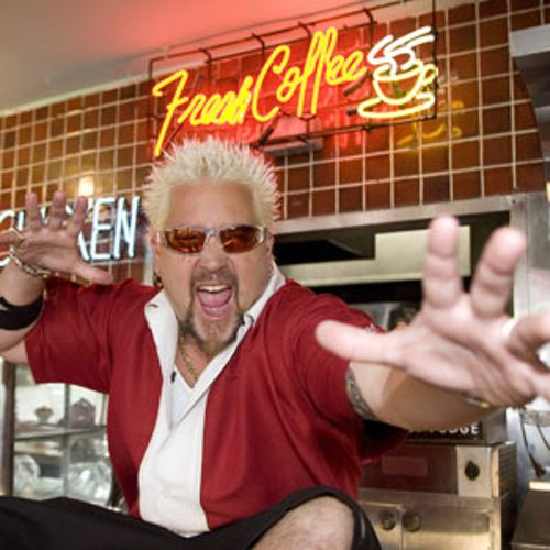 Diners, Drive ins and Dives – massive update