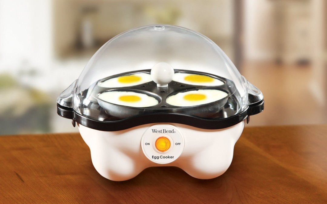 An Egg Cooker Seriously????