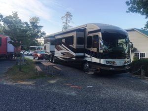 Lake Rutledge RV Resort - Spot 18