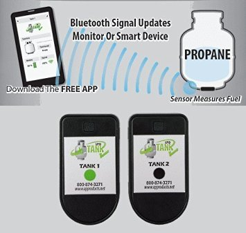 Tracking Propane Tanks Levels on your Phone