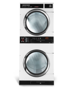 Dexter Laundry T-30 x 2 express dryer