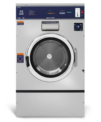 T-1200 Dextor laundry washing machine