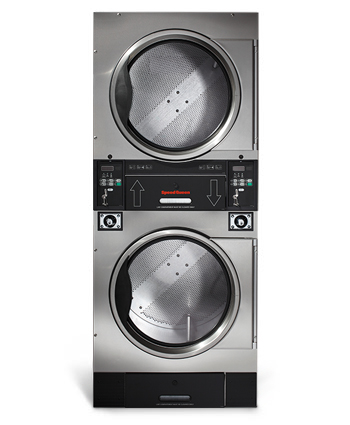 Speed queen stack dryers