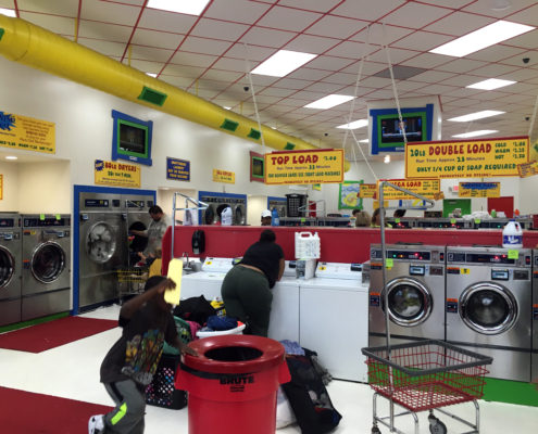 Laundromania & Laundry Love QC Free Laundry Washing Event in Davenport, Iowa in September