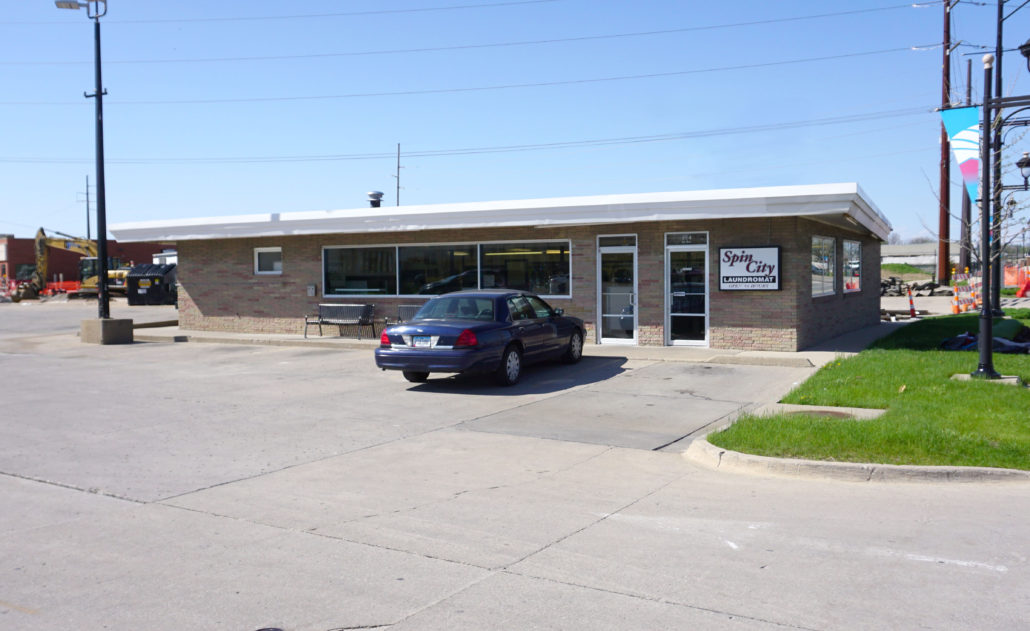 Spin City Coralville is now Laundromania Coralville 24 hour Laundromat