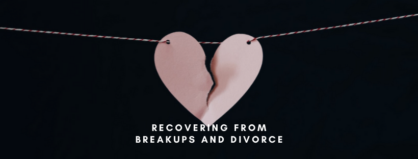 Recovering from Breakups and Divorce