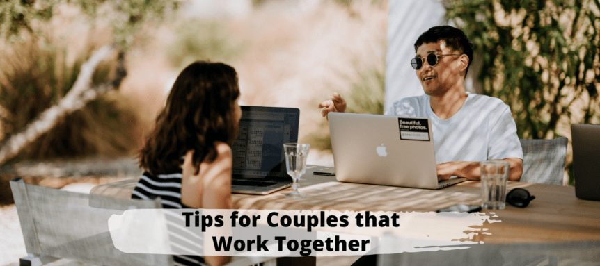 tips for couples that work together