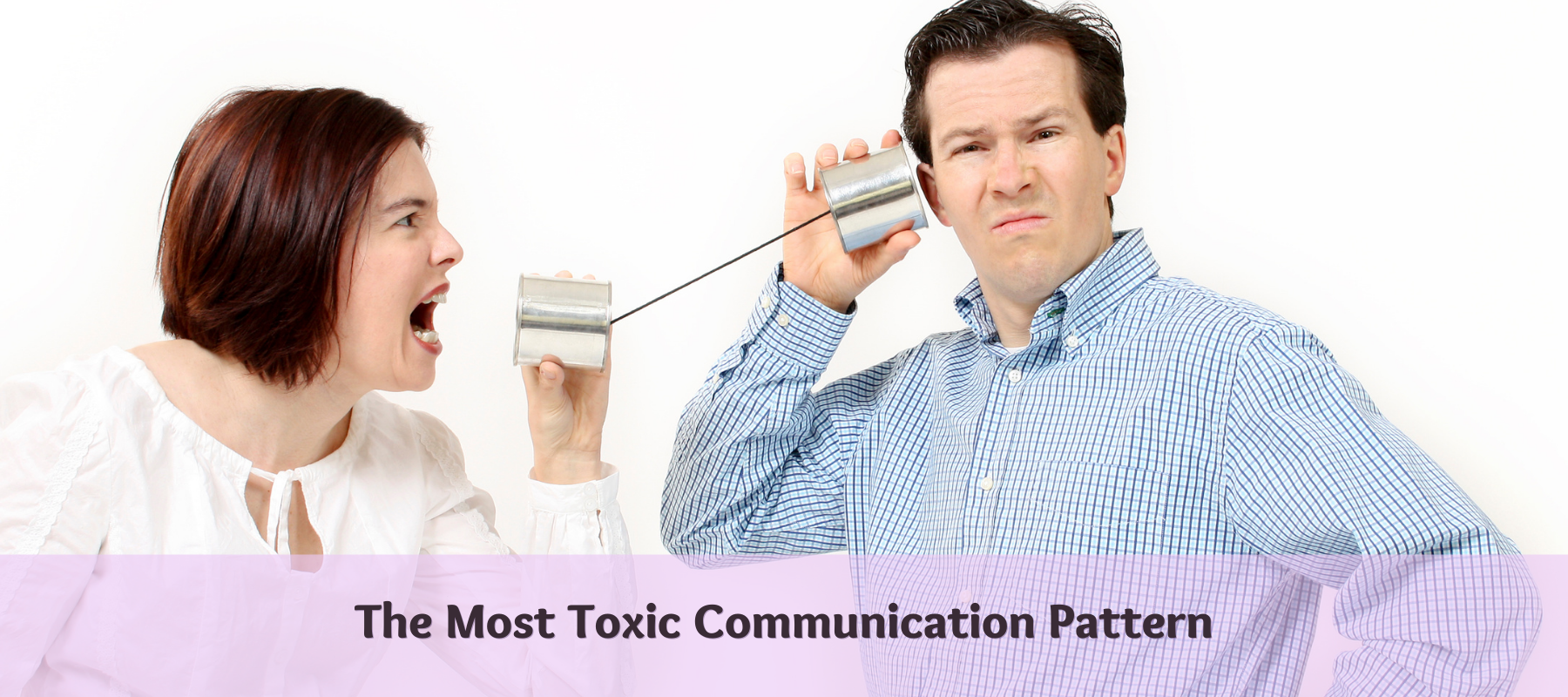 What is the most Toxic Communication Pattern