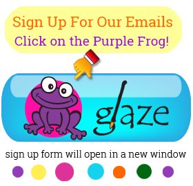 Sign up for our emails!