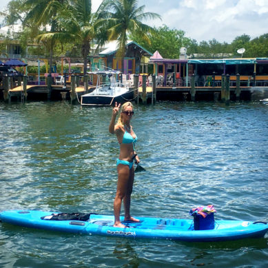 Greetings from Gwen at Tropic Water Sports