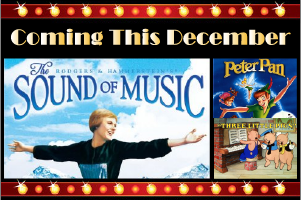 Coming Soon to the Landrum Showcase Theater