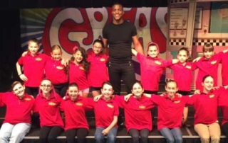 Grease at Landrum Showcase Theater 2015