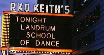 Landrum at RKO Keith's 1967