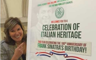 Miss Annette Vallone Receives Proclamation at NYC Hall 2015