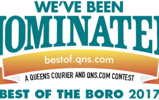 Landrum is Nomiated for 7 Best of the Boro Awards for 2017!