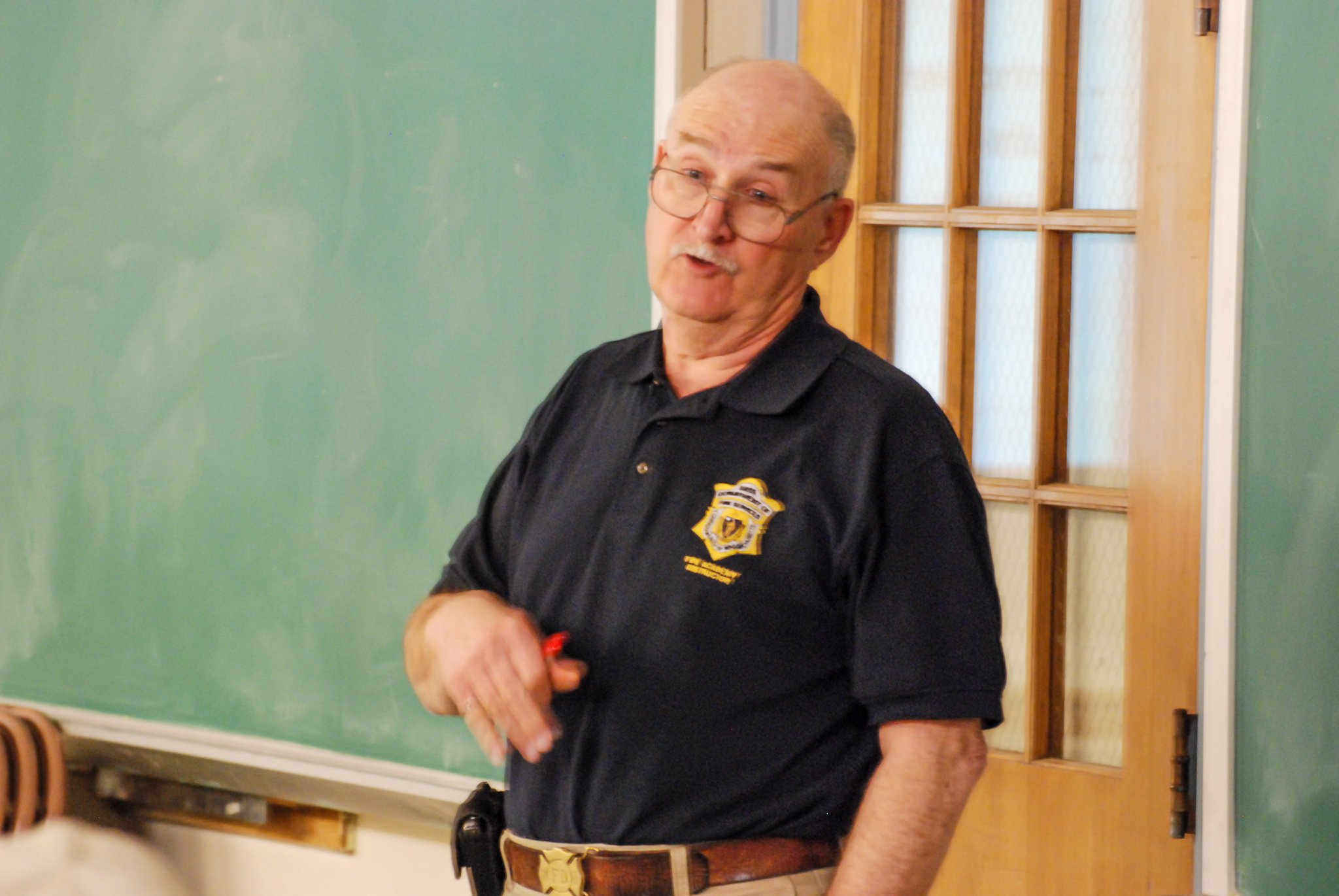 MA Fire Academy Impact Drills