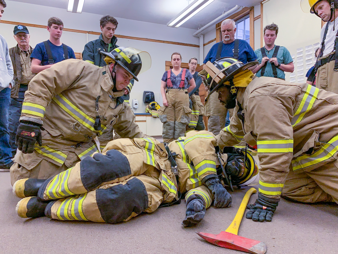 RIT Training in Burgy