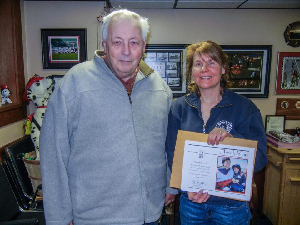 John Judd - Hometown Hero Award