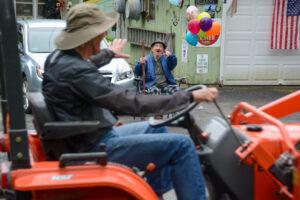 "Richard ""Dick"" Durant's 94th Birthday Parade"