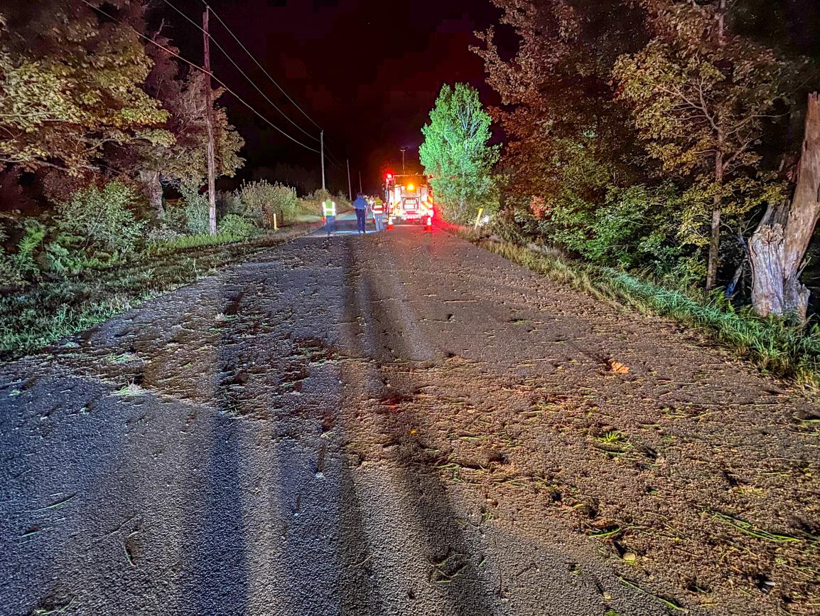 MVC - Spruce Corner Road