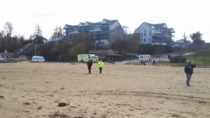 Rescue 5 and Paramedic 5 standing by