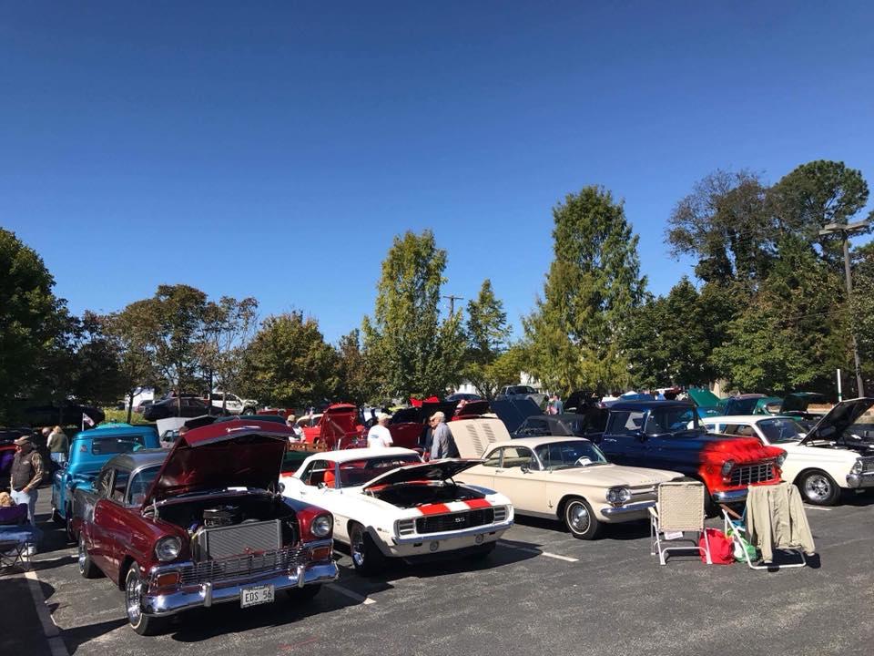 2nd annual car show