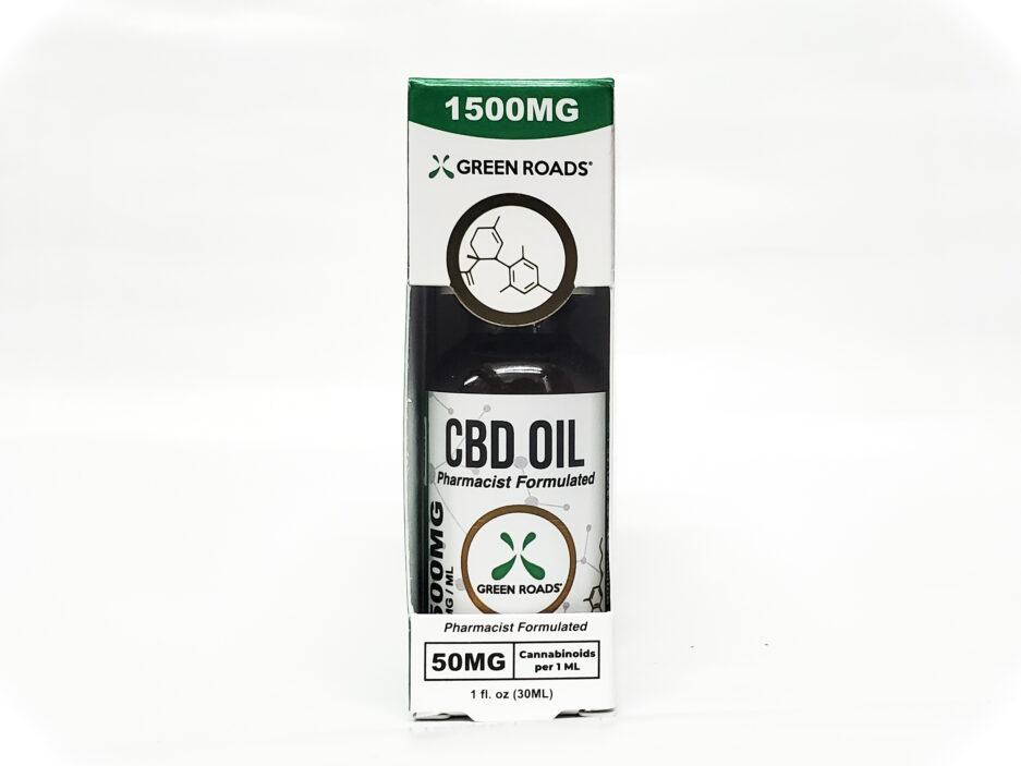 CBD OIL Pharmacist Formulated Image