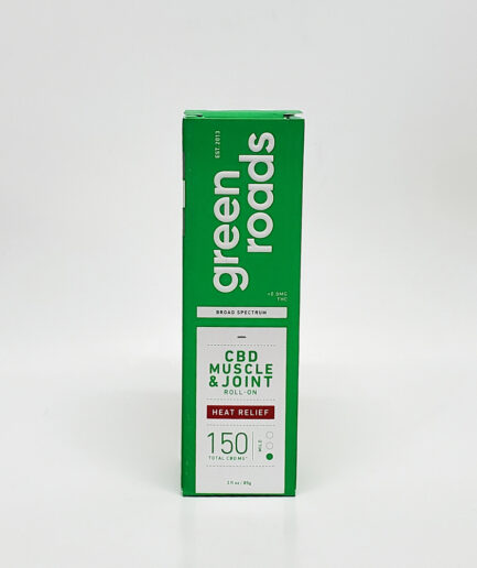 Green Roads CBD Muscle & Joint Image