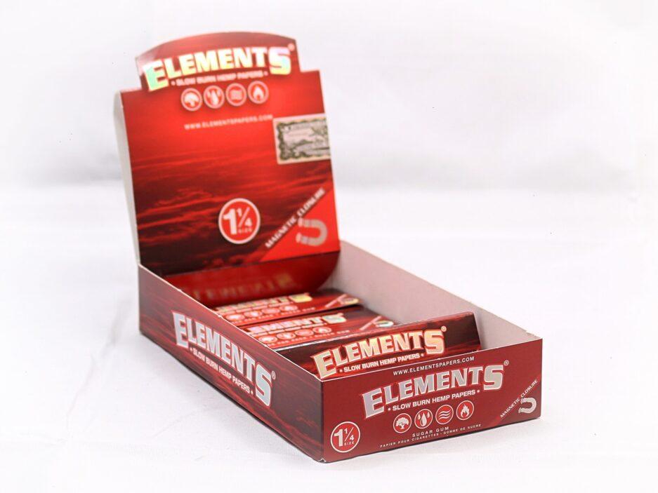 Elements ultra slow hemp paper Image