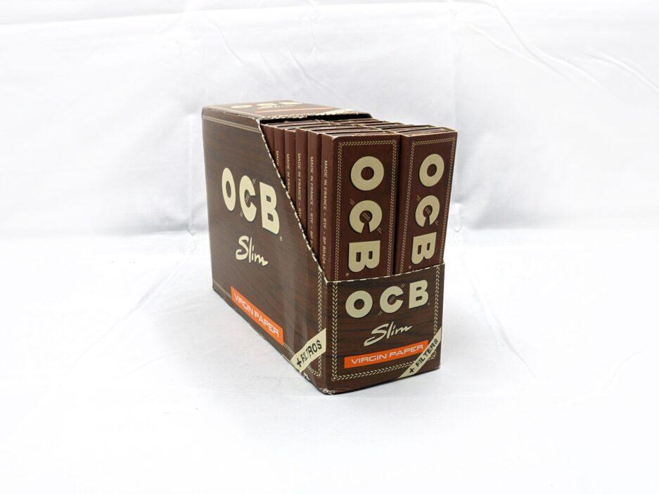 OCB Slim Virgin Paper Image