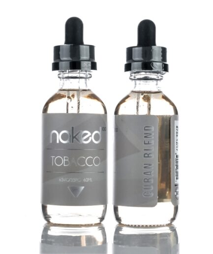 Naked Tobacco Cuban Blend Image