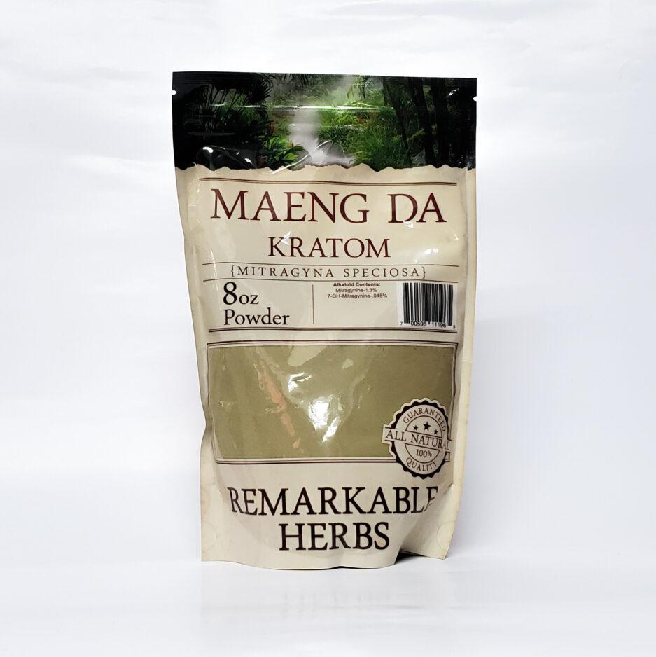 Remarkable Herbs Maeng Da Image