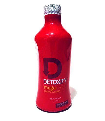 Detoxify megacle antropical Image
