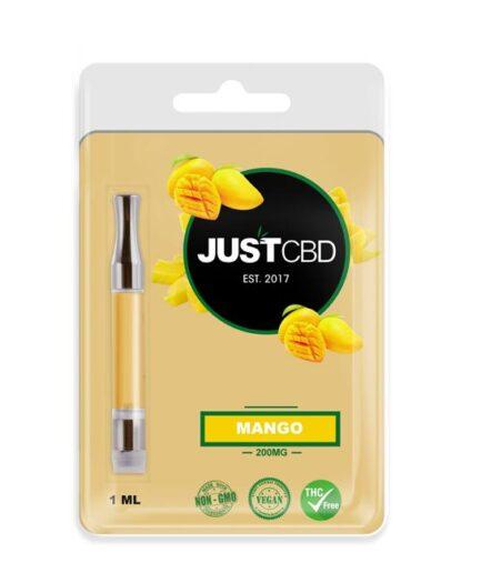 JustCBD Mango Cartridge