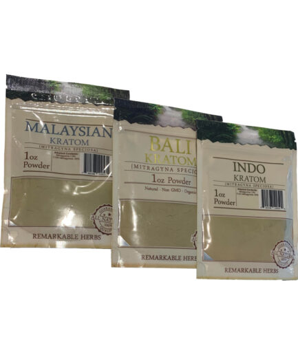 Remarkable Herbs 3 Pack Delivery Image