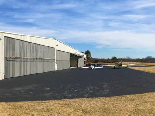 Aviation Hanger – 900 Airport Rd, West Chester, PA