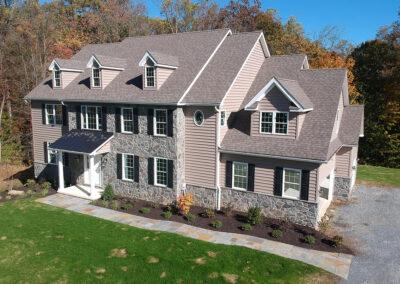 Custom Home Builders West Chester PA - Lexington LTD