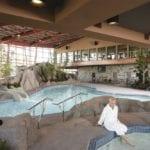 Little river casino indoor pool area on Michigan area casinos