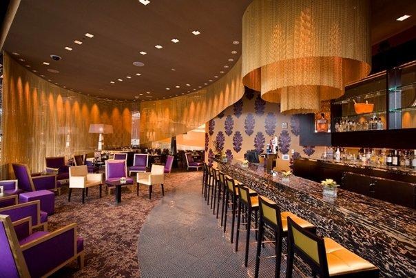 Greektown Casino Detroit cocktail lounge on Michigan Area Casinos
