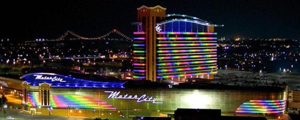 Motor City Casino Detroit on Michigan Area Casinos