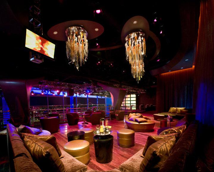 MotorCity Casino Detroit Lounge on Michigan Area Casinos