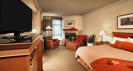 Soaring Eagle Casino and Resort Hotel Room in Mount Pleasant on Michigan Area Casinos