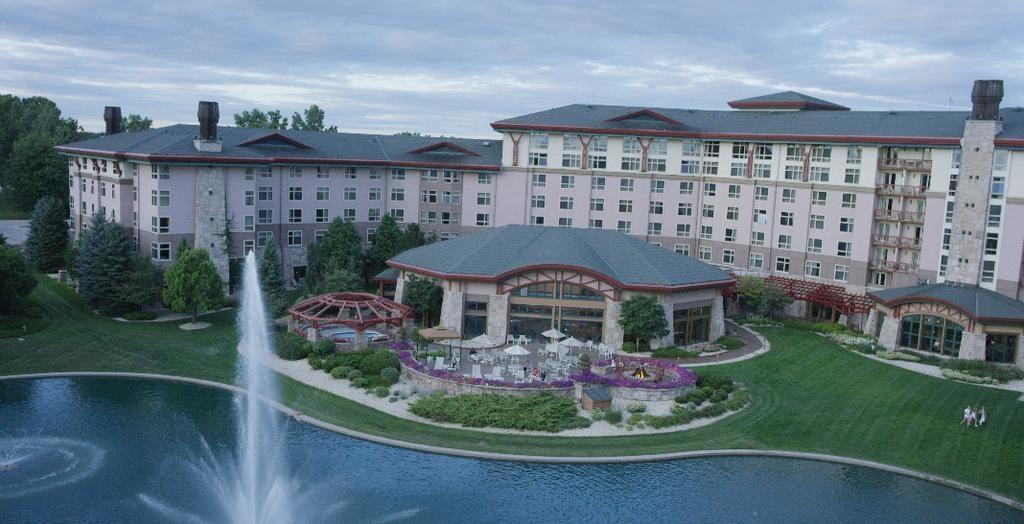 Soaring Eagle Casino and Resort Exterior in Mount Pleasant on Michigan Area Casinos
