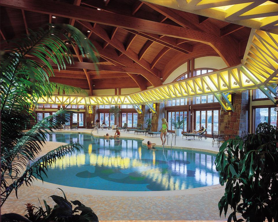 Soaring Eagle Casino and Resort Pool in Mount Pleasant on Michigan Area Casinos
