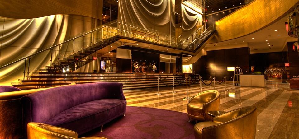 Inside Greektown Casino Detroit on Michigan Area Casinos