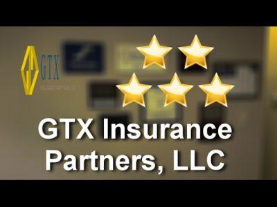 GTX Insurance Partners, LLC San Antonio Impressive Five Star Review by A. P.