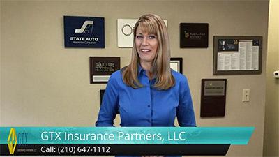 GTX Insurance Partners, LLC San Antonio Superb 5 Star Review by Tina W.