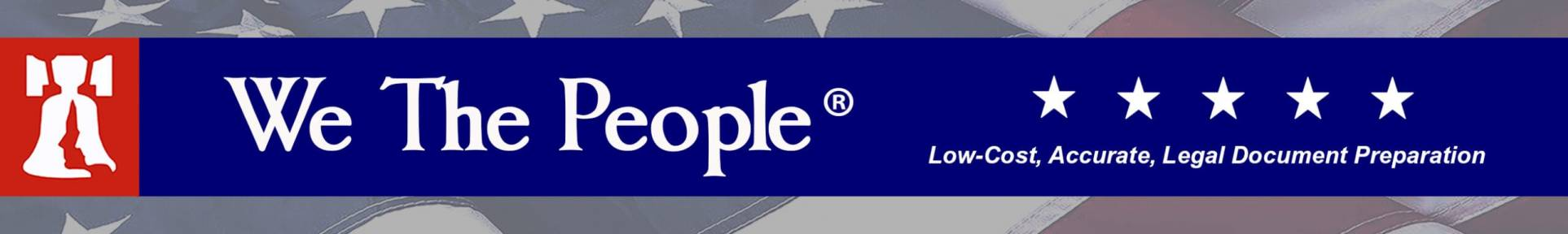 We The People USA Banner
