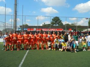 Equipe do Ratatá (foto: Eduardo Suguiyama / FCS)