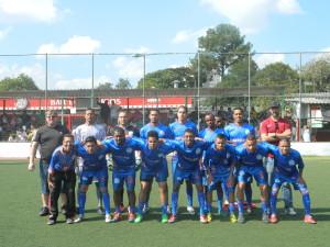 Equipe do Tutu (foto: Eduardo Suguiyama / FCS)